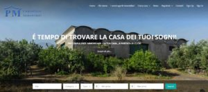 PM Consulenze Immobiliari- homepage